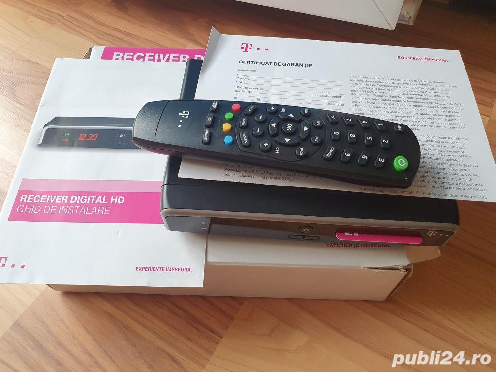 Receiver Digital Hd  Router Wi Fi
