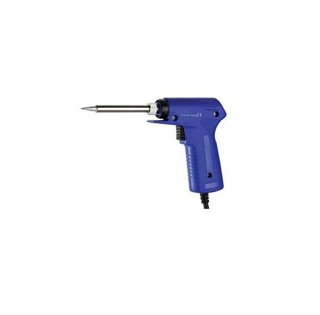 Pistol de lipit cu fludor, pentru electronisti + rezerve fludor