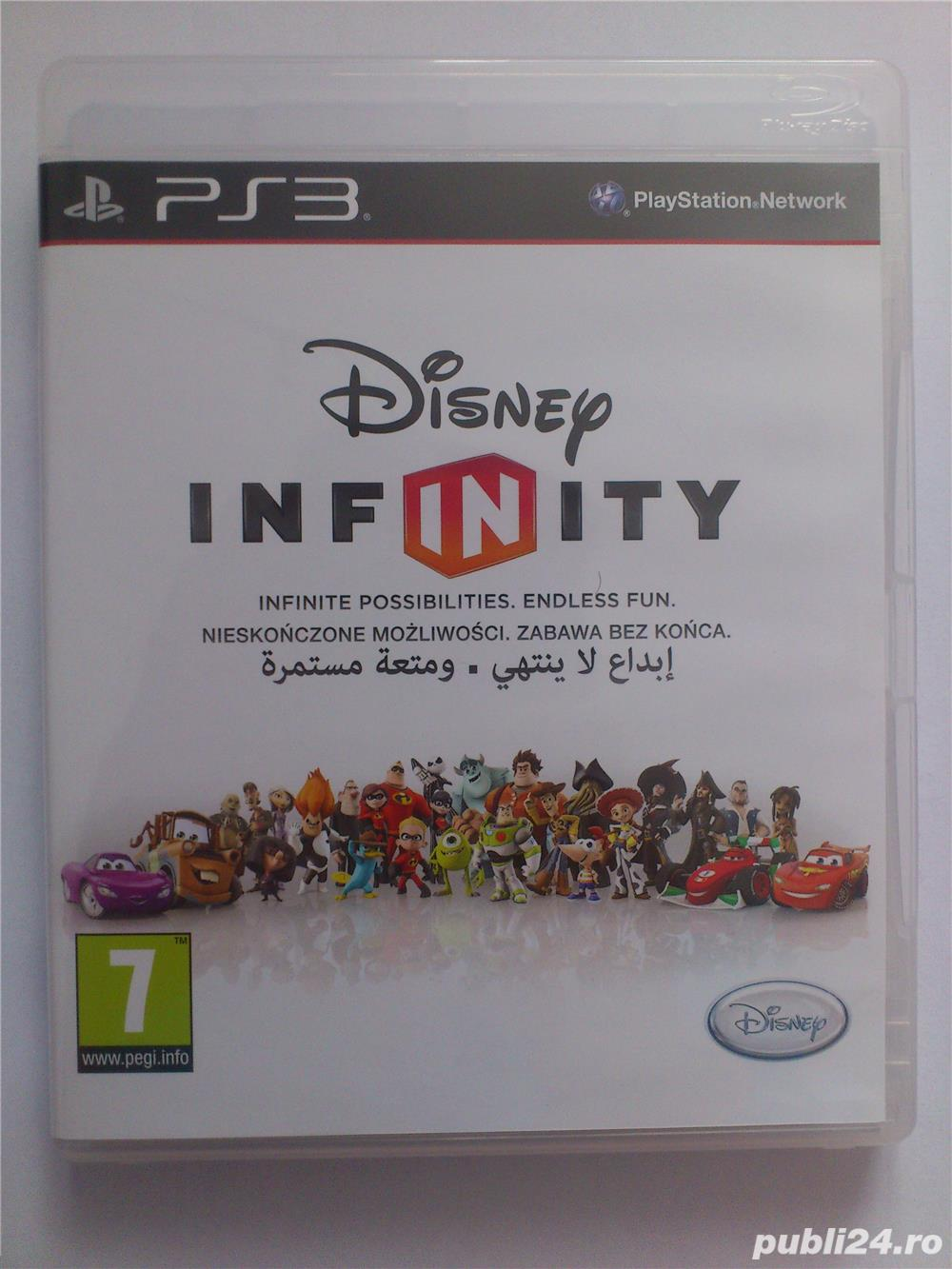 Vand joc Disney Infinity Playstation 3 PS3