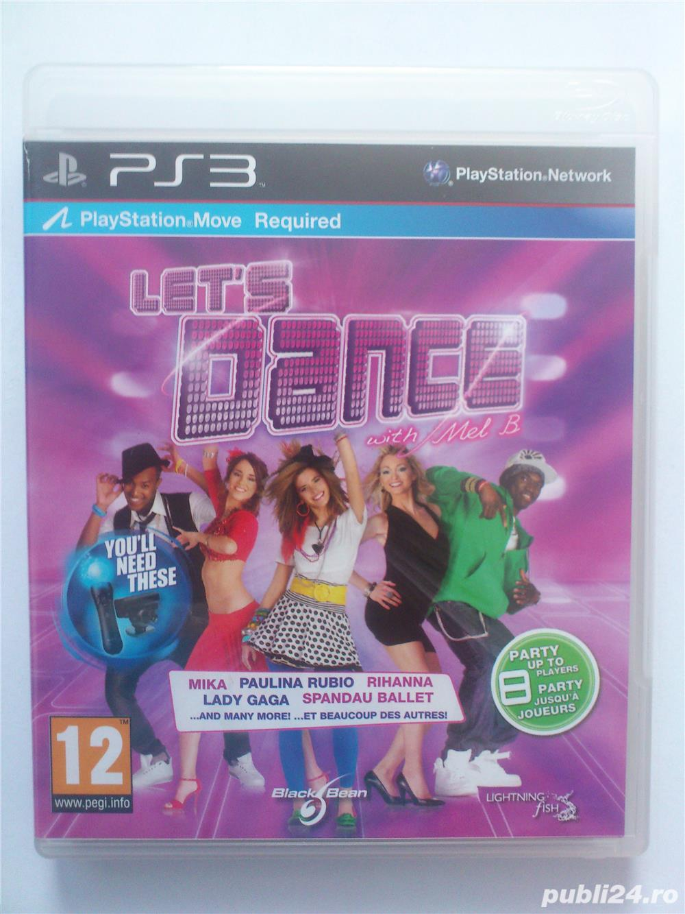Vand joc Let's Dance with Mel B Playstation 3 PS3