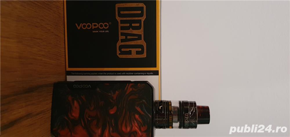Kit eletronic  voopoo drag 2 -177w