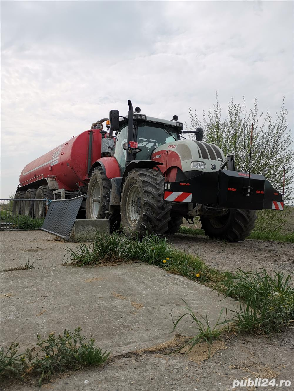 Sofer tractor