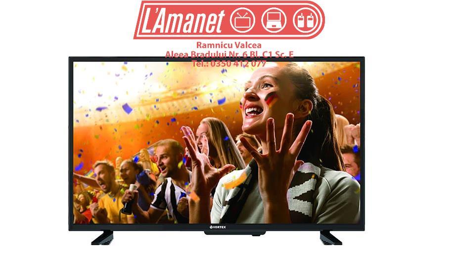"""TV Led 32"""" VORTEX V32CK600 HD 81cm HD CI+ DVB-C USB Telecmanda"""