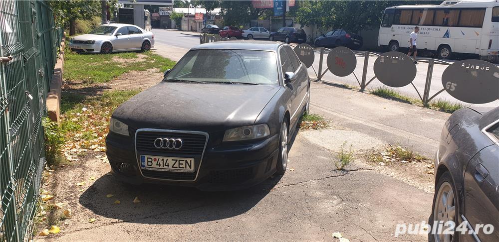 Audi A8 variante