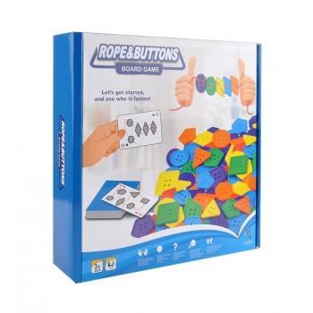 Joc Smart Rope Buttons, Snuruit Nasturii, 160BZ