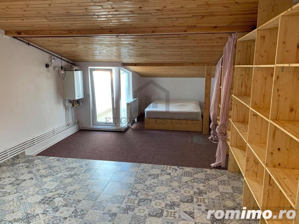 Apartament mansarda renovat in 2020 in Grivita/Titulescu langa metrou