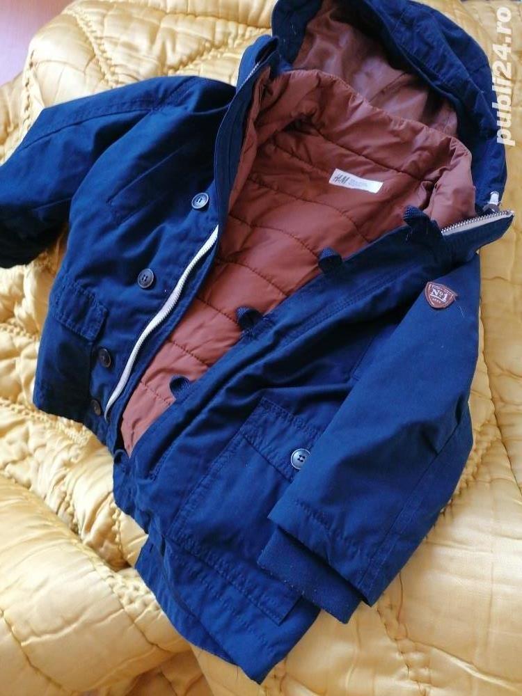 Vând Jachetă HM băieti, 104 cm