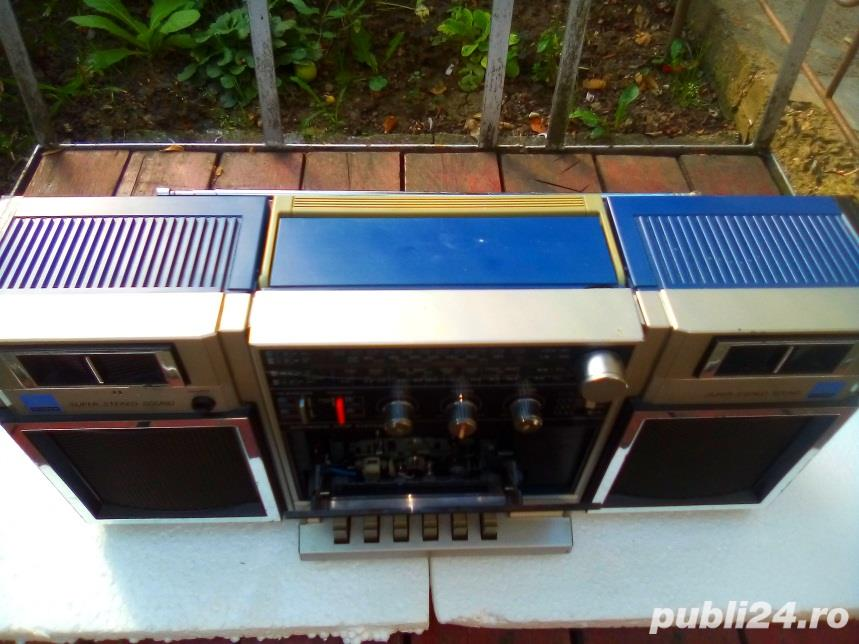 Radio casetofon Silver ST 4700 L/Japan