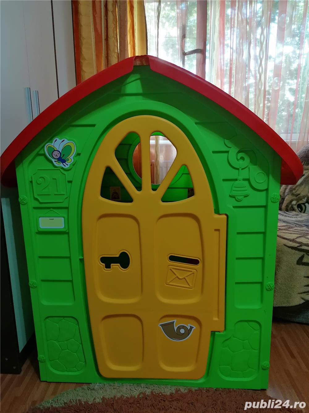 Căsuță mare de joacă pentru copii!