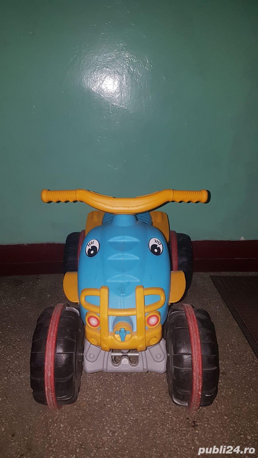 ATV copii, fara pedale
