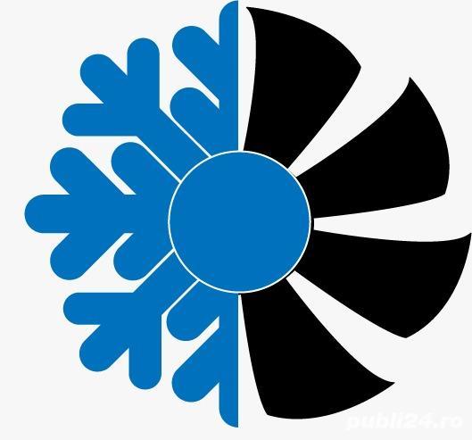 Angajez sudor in instalatii si montaj climatizari industriale