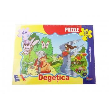 Puzzle Degetica 35 Piese , 133BZ