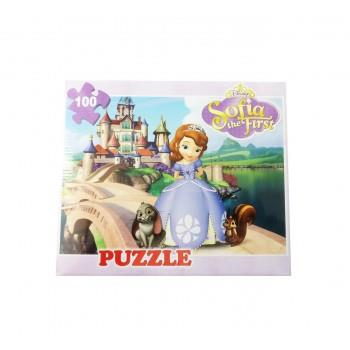 Puzzle Sofia 100 Piese , 127BZ