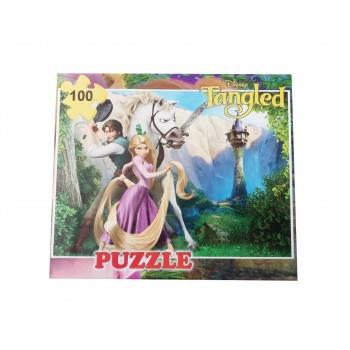 Puzzle Tangled 100 Piese, 126BZ