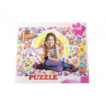 Puzzle Soy Luna 100 Piese , 122BZ