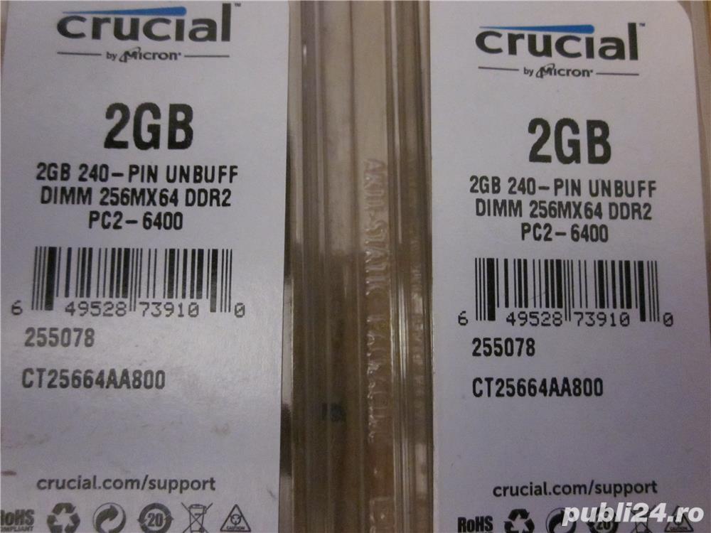 Vand 4 Gb DDR 2 noi