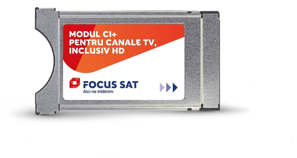 MODUL CAM FocusSat FHD - 5 luni incluse