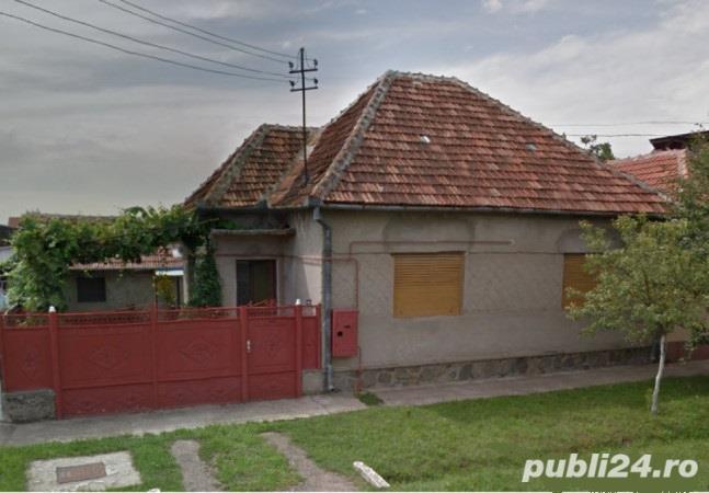 Vand casa 6 camsi dependinte cu 1500mp teren in Aradul Nou