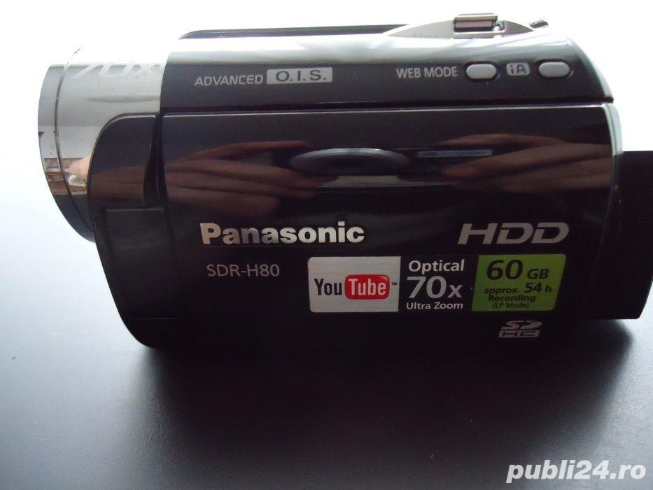 Vand camera video Panasonic SDR-H80