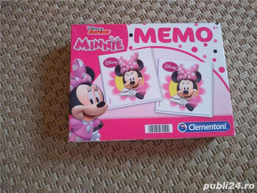 Vand joc Memo Minnie Mouse