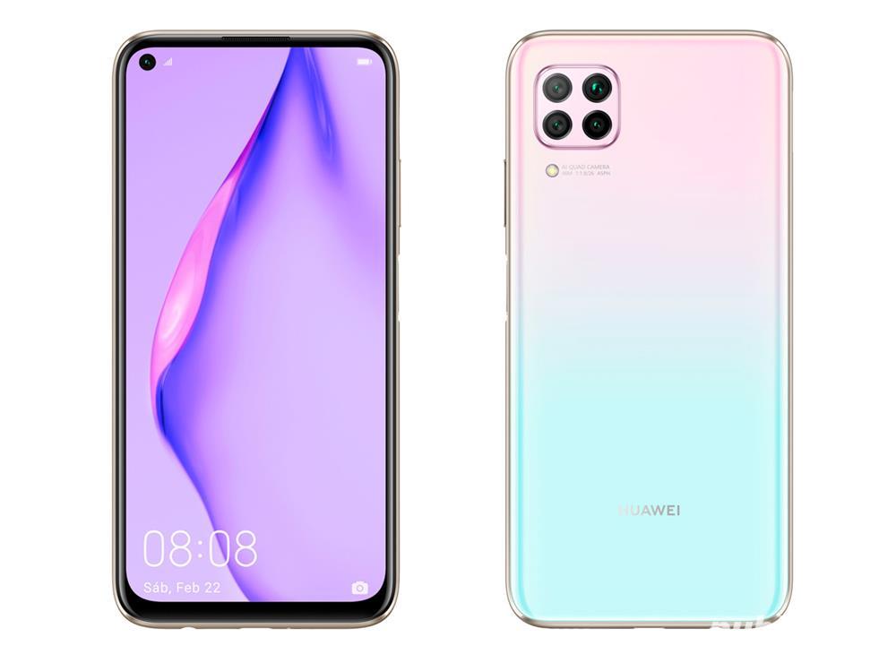 Huawei P40 Lite, Sakura Pink Nou Sigilat Neactivat