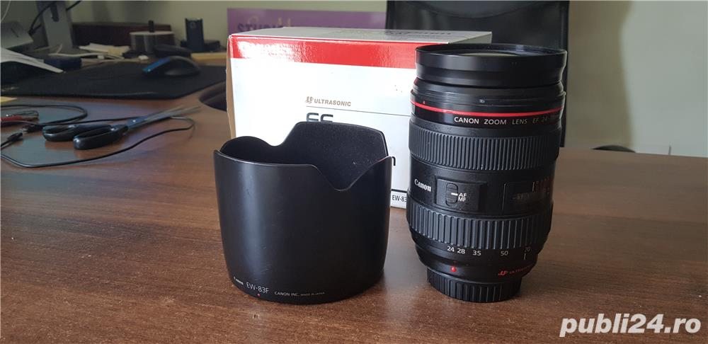 Canon 24-70 f 2.8