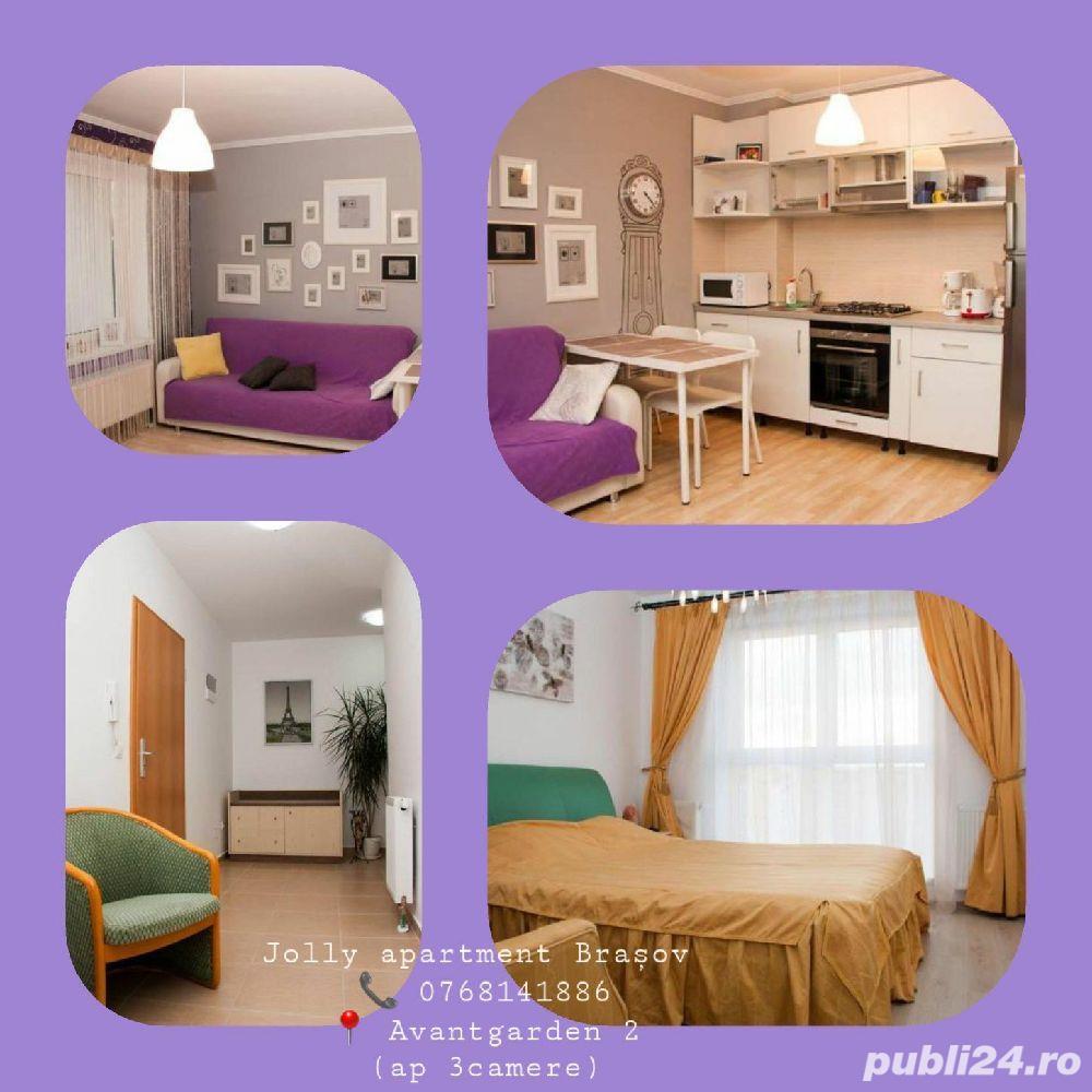 cazare apartament Avantgarden regim hotelier
