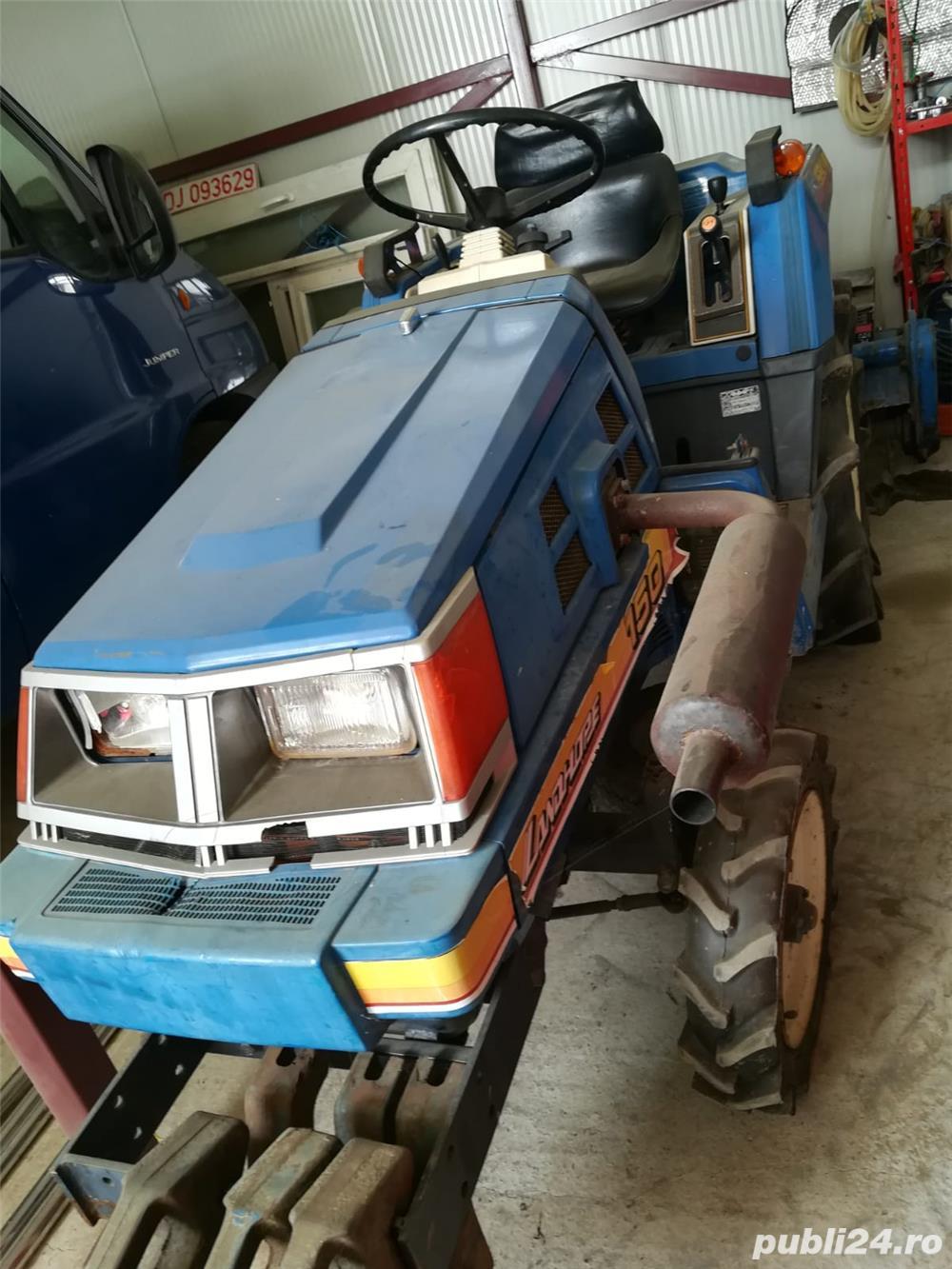 tractor Iseki TU150 de 18cv