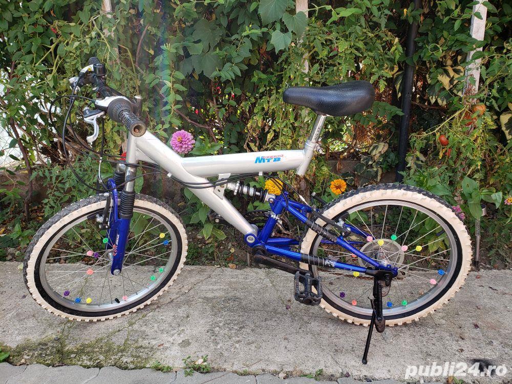 bicicleta Mountain bike copii roti pe 20