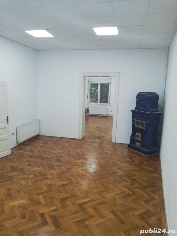 Str. Banatului, apartament doua camere de vanzare, 93 mp utili,central, Sibiu