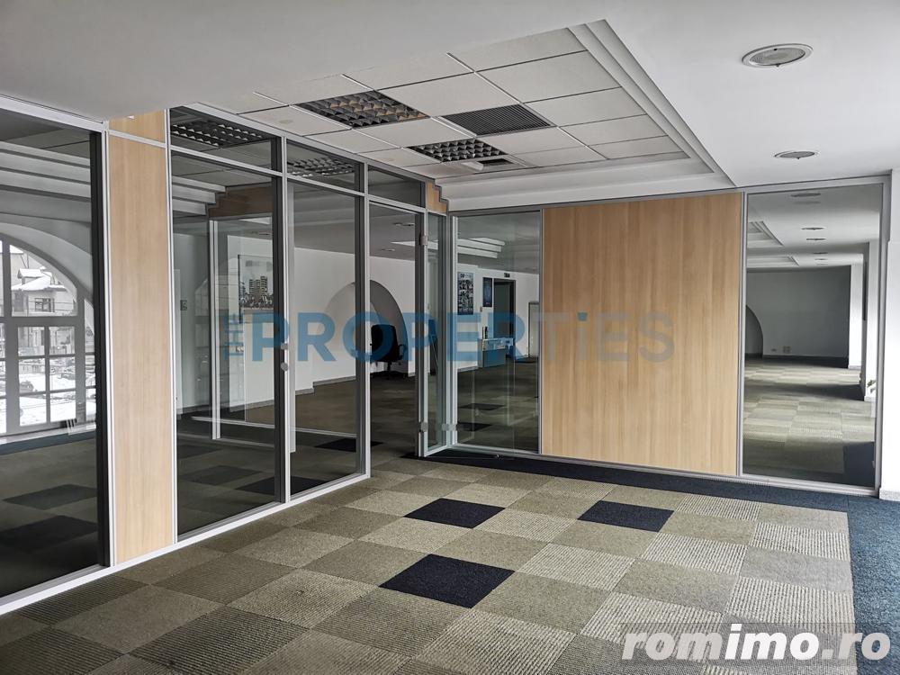 Comision 0! Inchiriere birouri in zona Dacia - intre 170 si 820mp