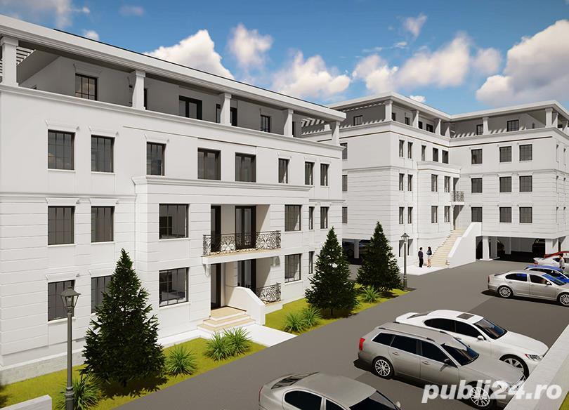 Apartament nou 2 camere decomandat 50mp balcon incalzire pardoseala et.1