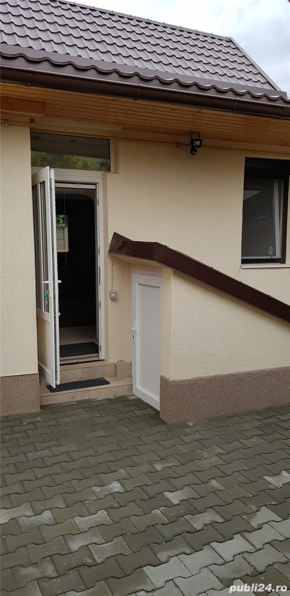 Inchiriez casa 1 camera zona Racadau, Brasov 350 Euro.