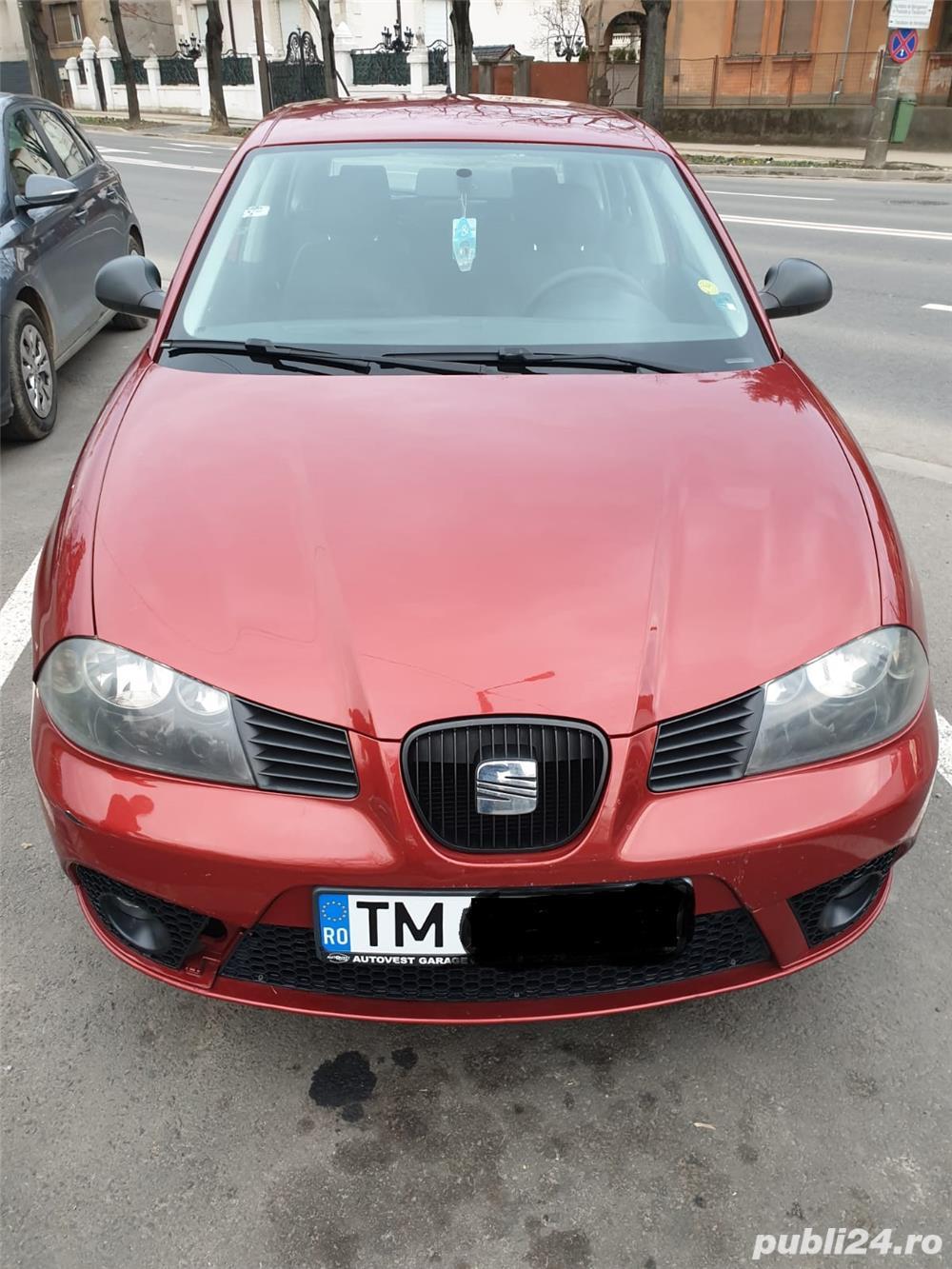 Seat Ibiza -1.2 benzina 2008 - 1400 Euro - pret fix!