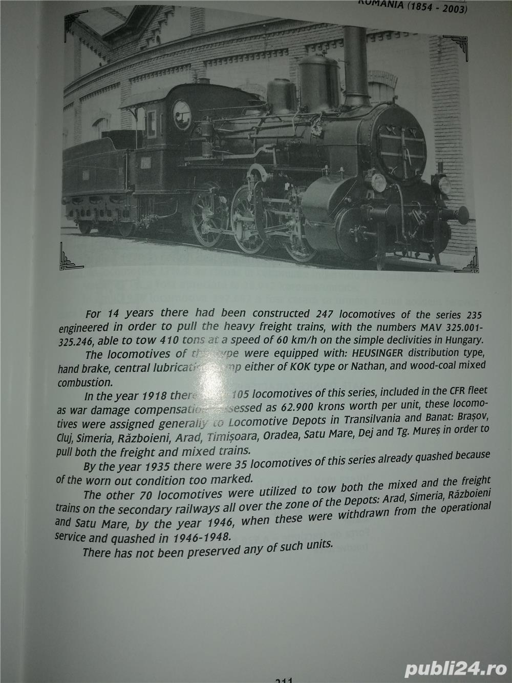 Locomotive cu abur, Radu Bellu