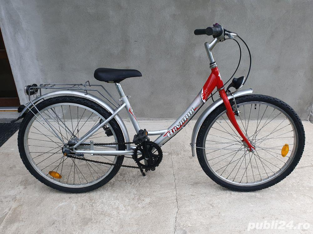 "Bicicleta copii 24 "" Bavaria"