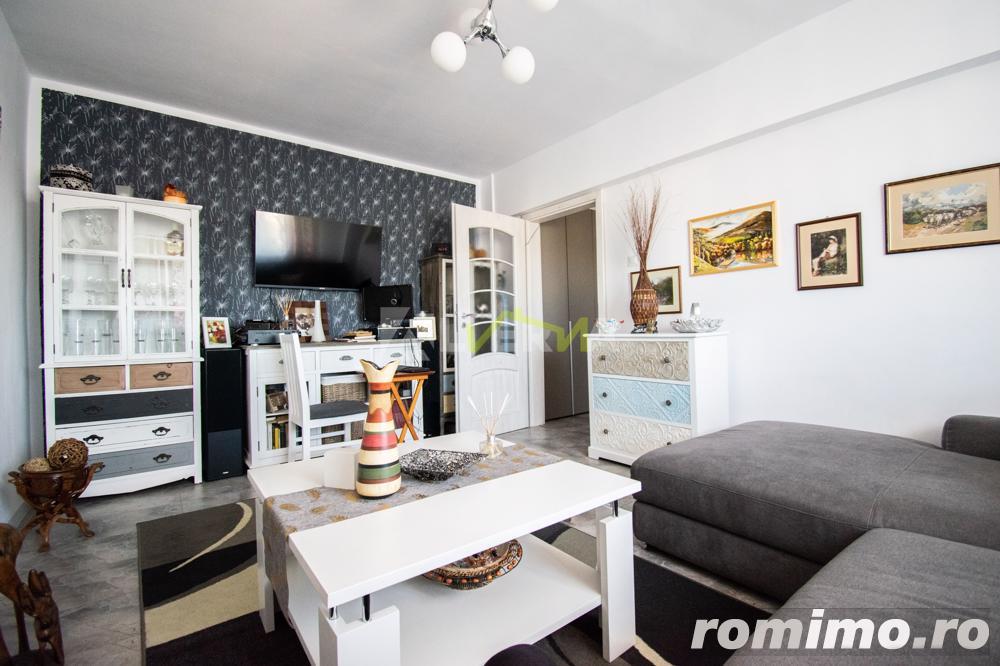 LA CHEIE! Apartament 2 camere, 51mp + balcon, decomandat, Marasti