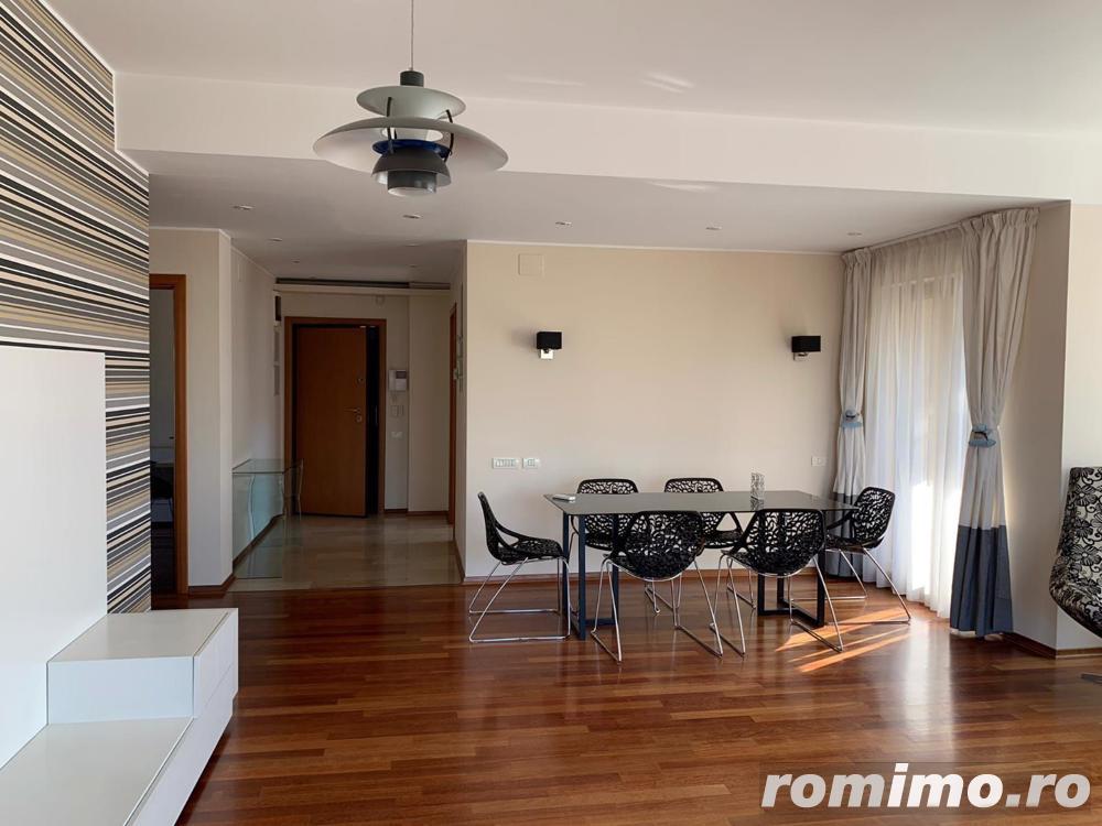 Calea Floreasca, inchiriere 3 camere , vedere deosebita 1550 Euro