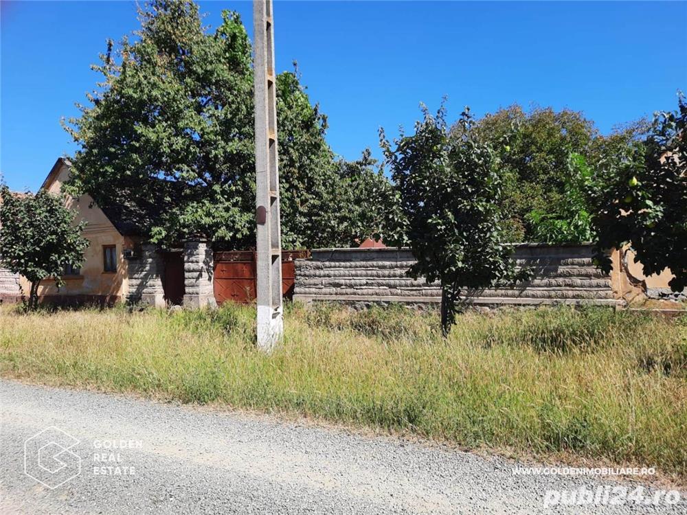 Casa de vanzare in Minis, comuna Ghioroc, 1915 mp suprafata teren