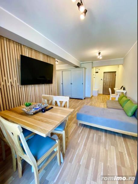 Apartament 2 camere lux de inchiriat Mamaia Nord vedere lac!