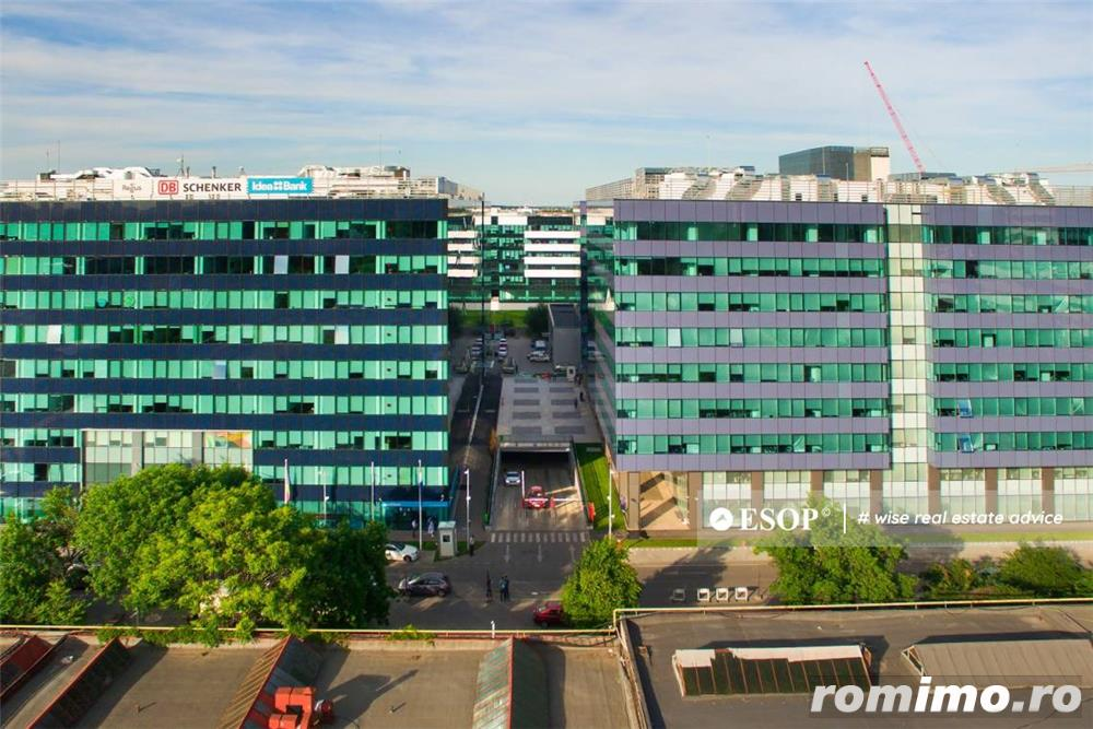 Hermes Business Campus, Dimitrie Pompei, 600 - 1.400 mp, id 11990.6, doar prin esop 0% comision!
