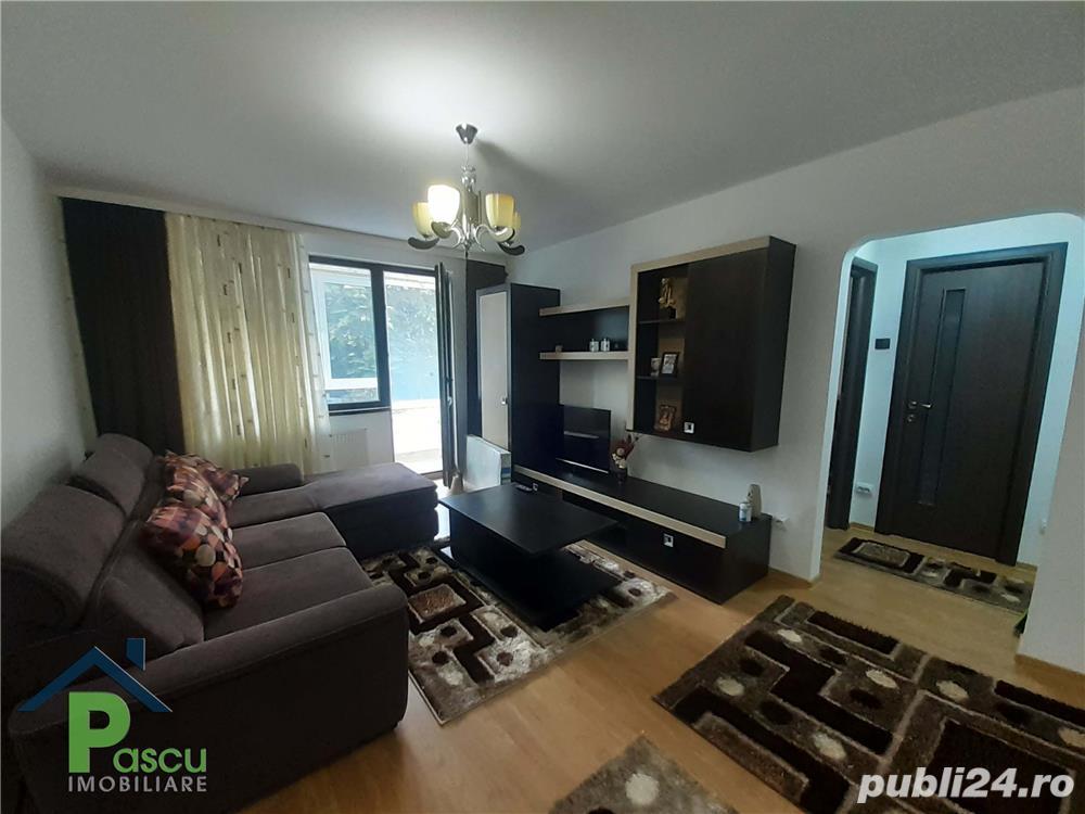 Inchiriere apartament 2 camere Piata Sudului, langa metrou, cf. I, mobilat modern, bloc reabilitat