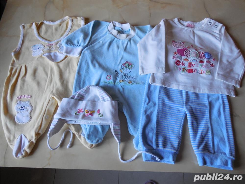 Lot hainute de bebe 1- 6 luni