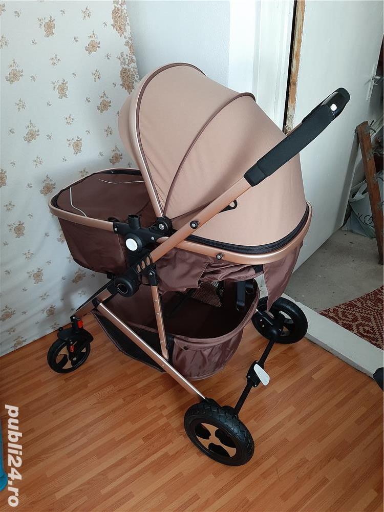 Vând cărucior bebe nou
