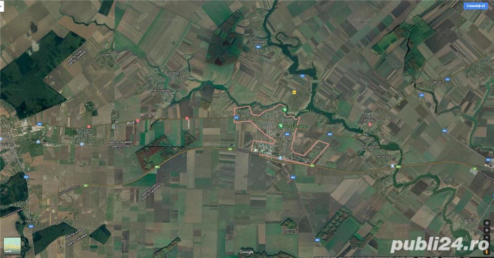 Terenuri agricole Fundulea judet Calarasi
