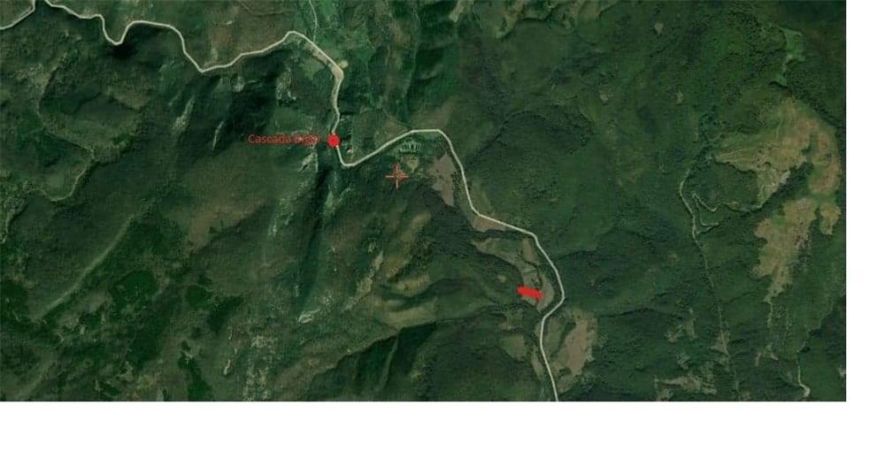 Vand teren situat in apropiere de Cascada Bigar