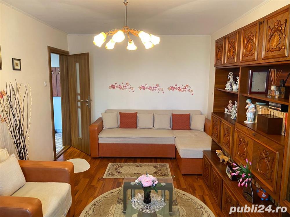 3 camere/ Baba Novac/ Str Traian Popoviciu, nr 91