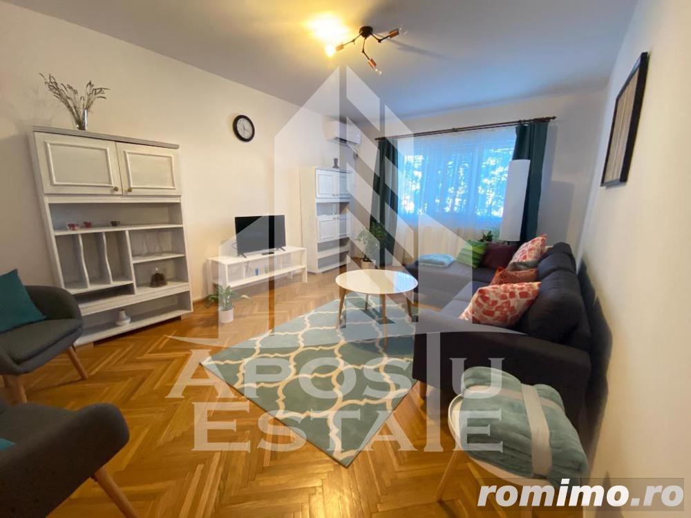 Apartament DE LUX 3 camere decomandat Aradului