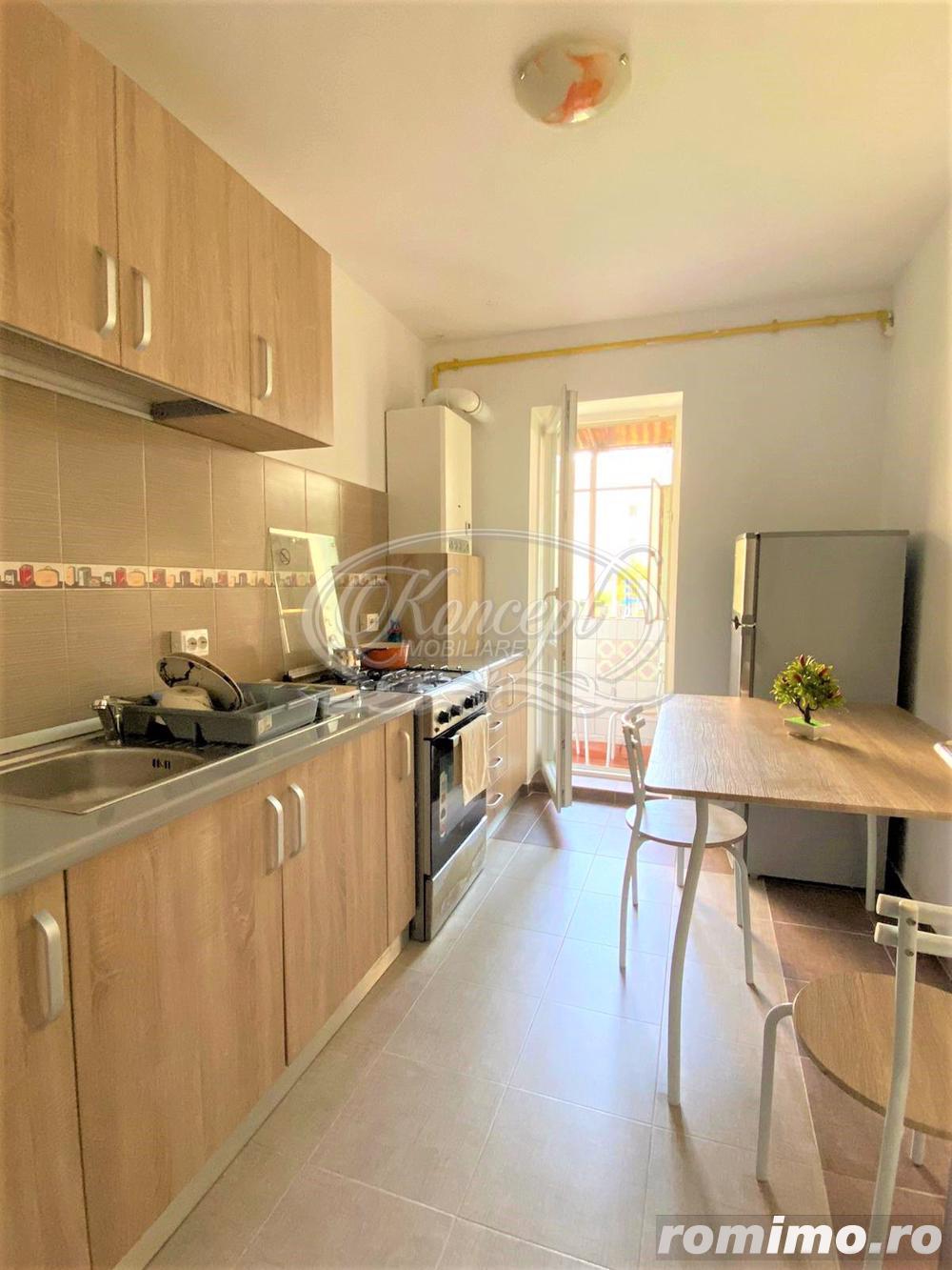 Apartament mobilat, utilat, cartier Manastur, zona BIG
