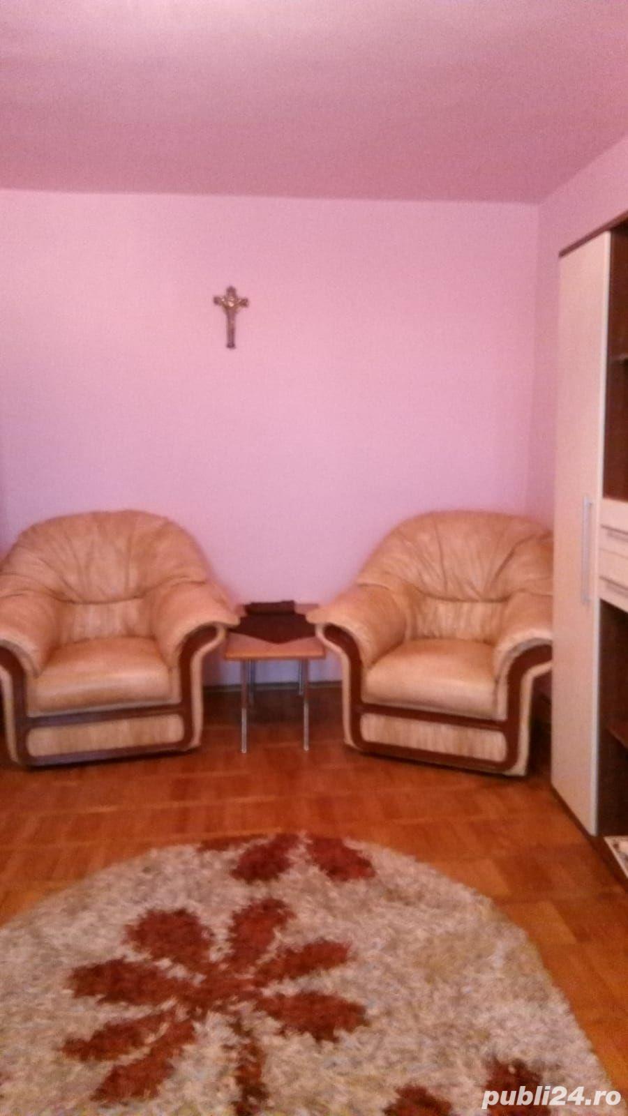 Apartament 2 camere, mobilat, Decebal